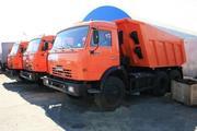 КАМАЗ 65115 САМОСВАЛ